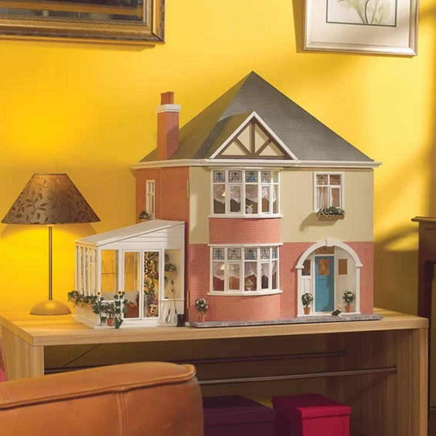The Mountfield Dolls House Kit 2600  Bromley Craft