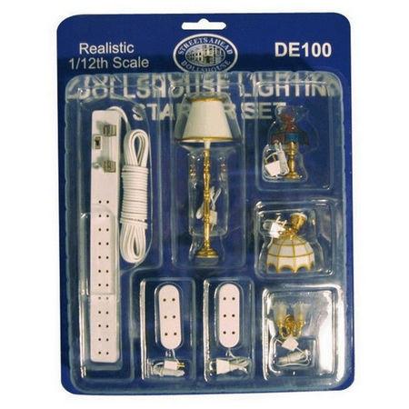 Dolls House Lighting Kit DE100
