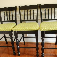 Reupholster Kitchen Chair Corner Bench With Storage How To Upholster A Dining Room Chairs Tutorial