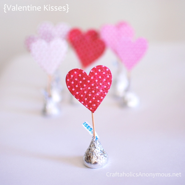 Valentines Day Paper Craft Ideas