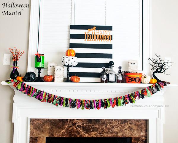 Quick Halloween Crafts Kids