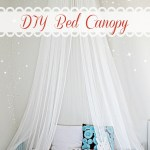 Craftaholics Anonymous How To Make A Bed Canopy