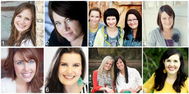 blogger collage