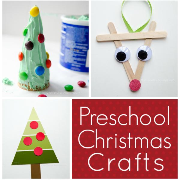 Christmas Craft On Pinterest