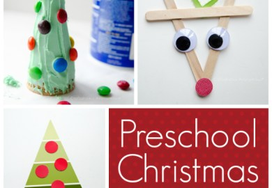 Christmas Arts And Crafts Ideas For Preschool