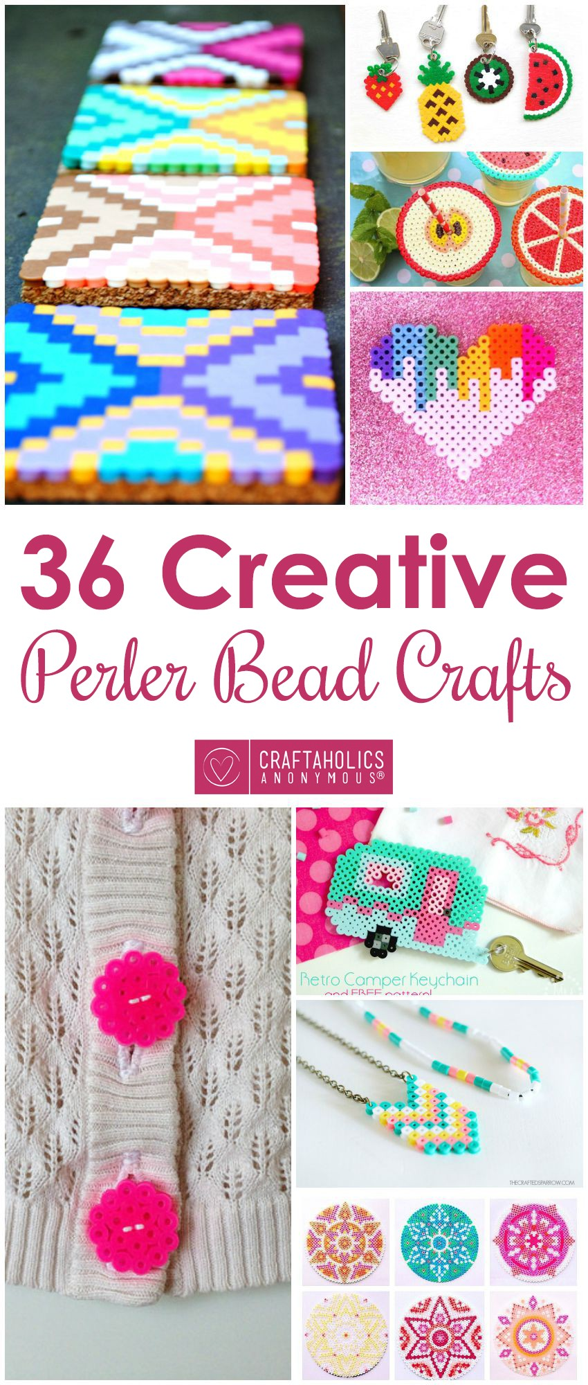 medium resolution of 36 perler bead crafts craftaholics anonymous