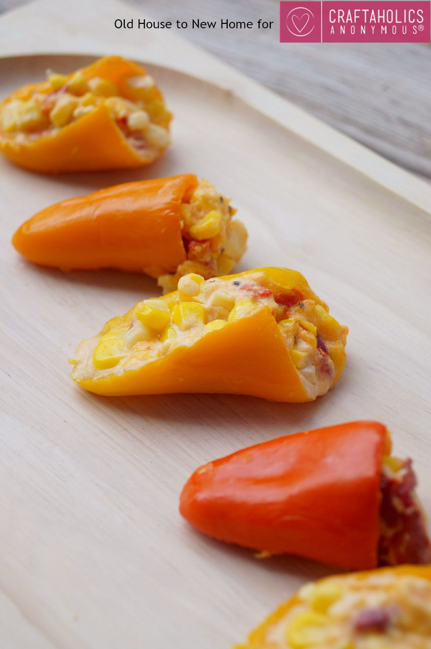 Craftaholics Anonymous Pimento Cheese And Corn Stuffed