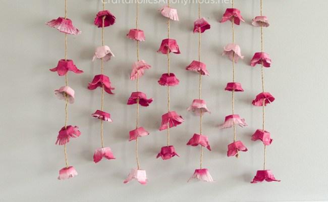 Craftaholics Anonymous Boho Flower Wall Hanging Made
