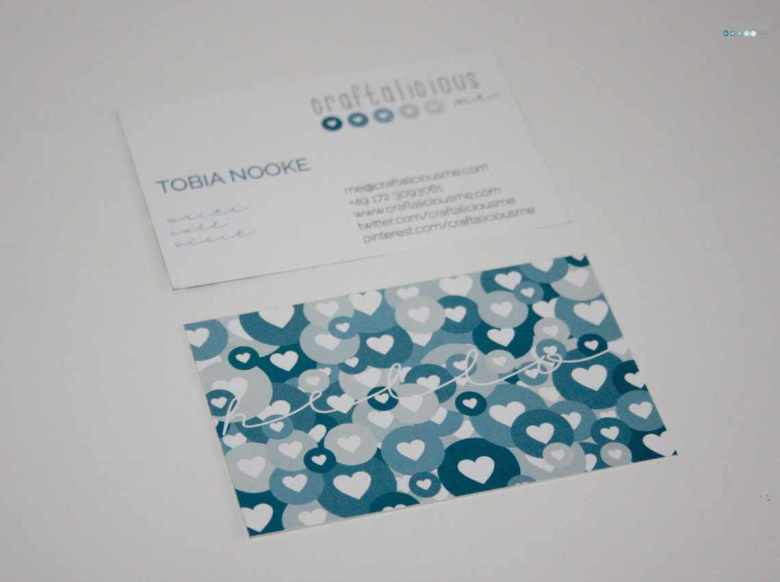 business cards craftaliciousme