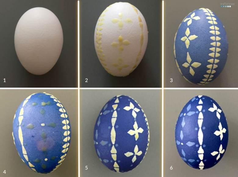 tutorial sorbian easter eggs