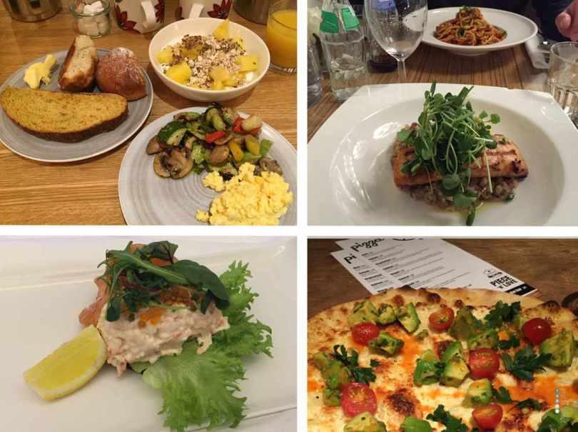 Helsinki Trip Finnish Food