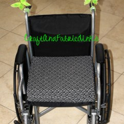 Sewing Patterns For Chair Cushions Hanging Rope Knot Wheelchair Seat Cushion Cover Free Pattern And