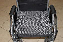 sewing patterns for chair cushions orange velvet wheelchair seat cushion cover free pattern