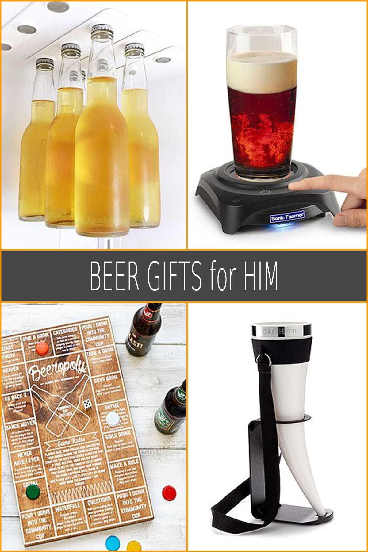 beer gifts for men