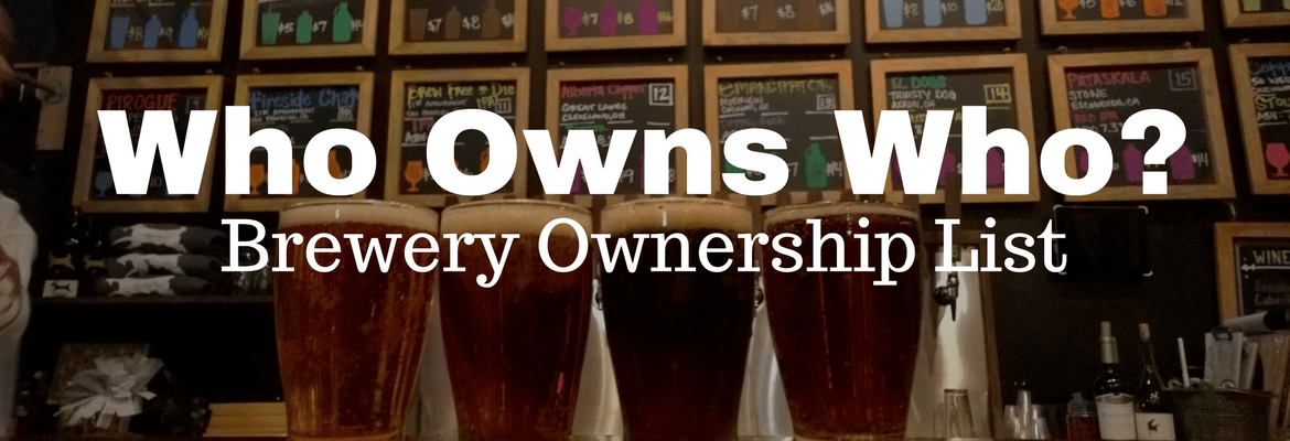 Brewery Who Owns