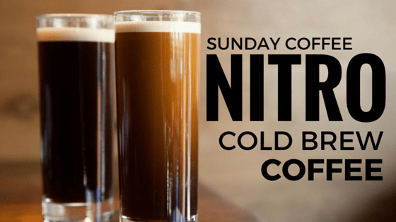 Nitro Coffee: Cold Brew With A Kick