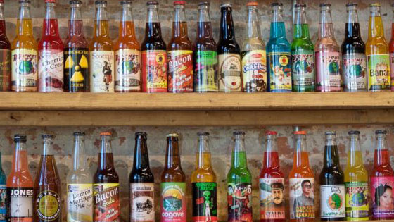 Craft Soda Continues to Grow in Popularity