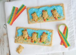 Your kids will love these fun and cute Beach Bear snacks!
