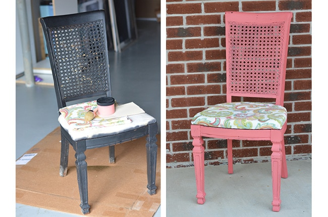 Awe Inspiring Shabby Chic Chair Revival Beutiful Home Inspiration Truamahrainfo