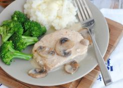 Your family will love these easy and delicious 30 minute Instant Pot pork chops!