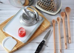 Here's my 25 kitchen gadgets that I use and am certain will change your life!