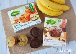 Garden Lites hidden veggie muffins are the perfect snack for a healthy lifestyle!