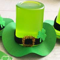 St. Patrick's Day Treat Leprechaun Hat