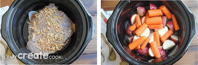 Slow Cooker Beef Roast Recipe