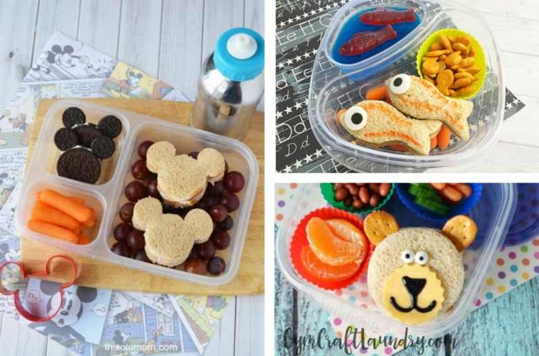 These 20 kid friendly bento lunch ideas are perfect for back to school!