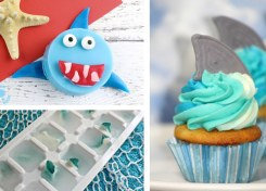 Let's get creative with some easy and fun Shark Week Recipes!