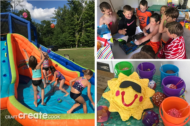 Throw an amazing summer party with the help of Oriental Trading Company!