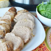 Instant Pot Pork Tenderloin Recipe
