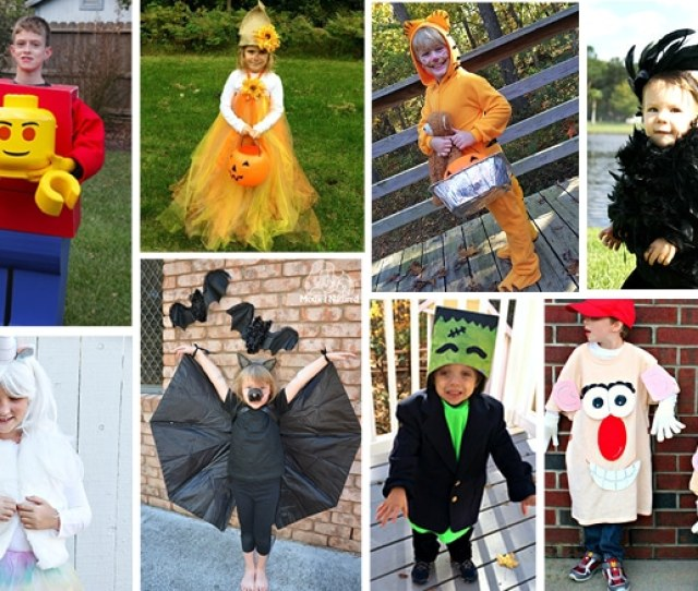 Our List Of  Diy Creative Kids Halloween Costumes Is Perfect For Halloween