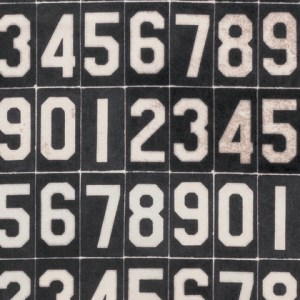 Tim Holtz - Dapper - Numbers