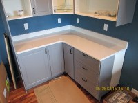 Quartz Countertops With Backsplash