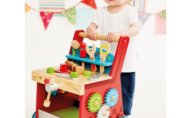 Early Learning Centre Wooden Activity Workbench Review