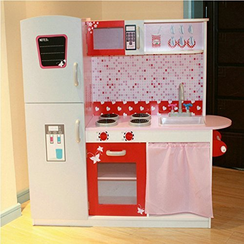 childrens play kitchen cutler and bath eurotrade wooden large kids toy reviews