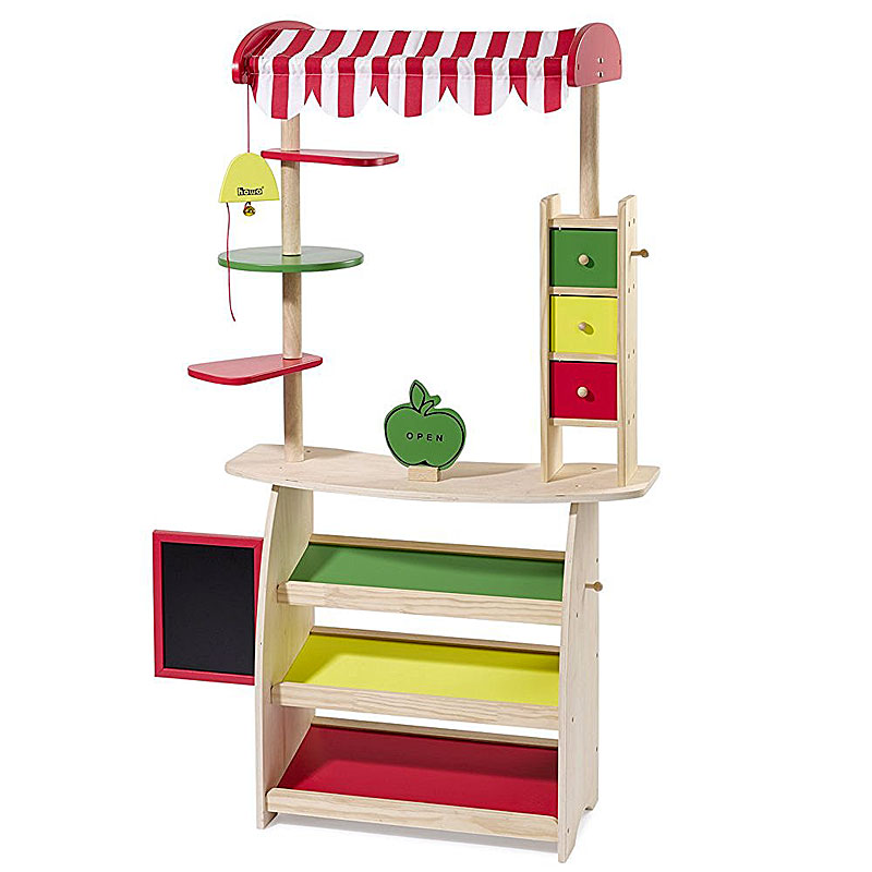 Wooden Play Shops Give the gift of a wooden toy shop