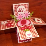Get Well Pop Up Card