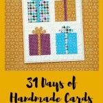 31 Days of Handmade Cards – Day 3