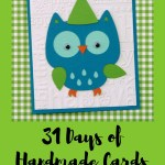 31 Days of Handmade Cards – Day 10