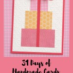 31 Days of Handmade Cards – Day 12