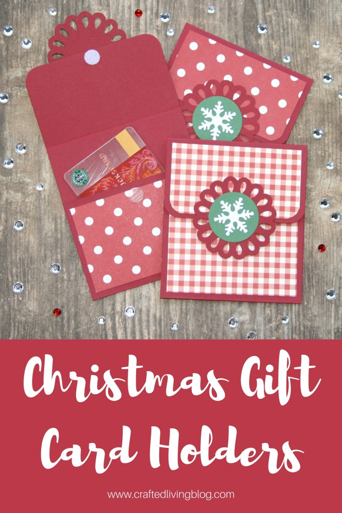 Christmas Gift Card Holders #giftcardholders #christmasdiy #christmascrafts #handmadechristmasgifts