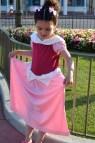 Princess Aurora DIY Costume