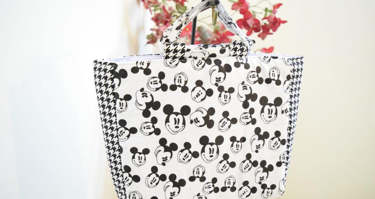 Mini Micki Mouse Tote Bag