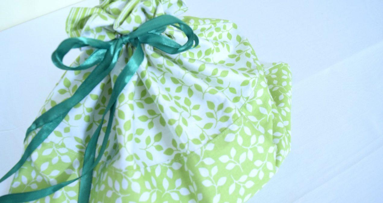 Azadi Drawstring Bag