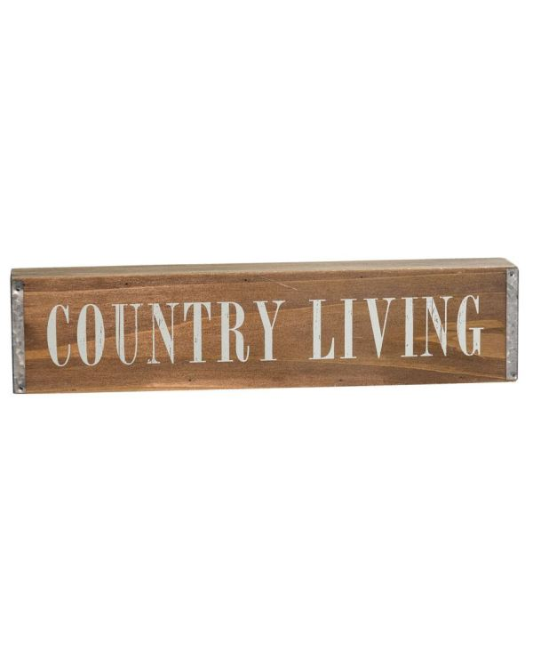 Craft House Design - Country Living Box Sign