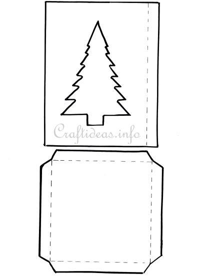 Download free software Christmas Lantern Craft Template