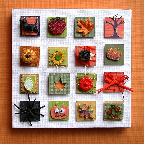autumn craft idea fall