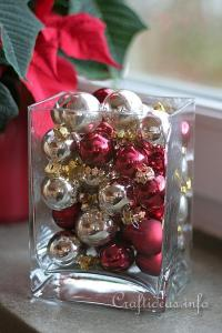 Christmas Decorating Idea - Christmas Decoration for a ...